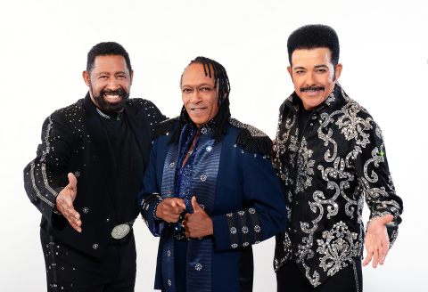 The Commodores will perform at The Event Center at SugarHouse Casino on Friday, Oct. 12, at 8 p.m. (Photo: Business Wire)