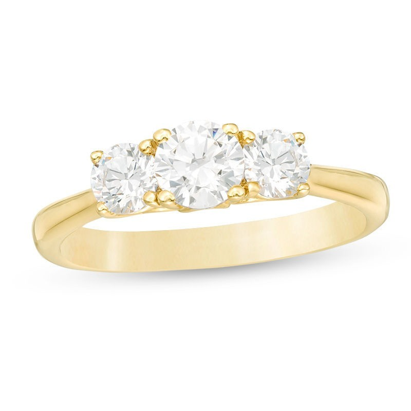 Wedding Ring Styles.Zales The Diamond Store Highlights Popular Engagement Ring