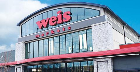 Top North American grocery chain, Weis Markets, deploys Aruba Wi-Fi to give customers a superior mobile experience. (Graphic: Business Wire)
