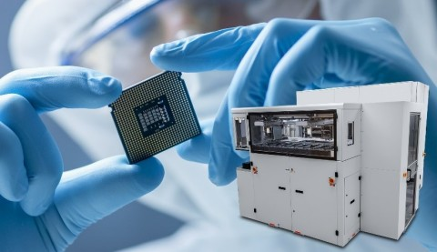 Astronics Test Systems has shipped its 2000th semiconductor tester. Shown: The newest semiconductor  ...