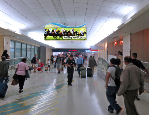 Clear Channel Airports new media upgrades at Fort Lauderdale Hollywood International Airport (FFL) will reach 32 million + passengers in 2018. (Photo: Business Wire)