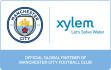 Manchester City anuncia una nueva alianza global con Xylem
