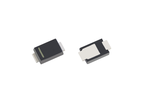"Toshiba: A new Schottky barrier diode product ""CUHS10F60"" in a new US2H package. (Photo: Business Wire)"