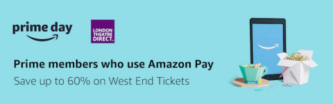 London Theatre Direct Takes Centre Stage on Amazon Prime Day (Photo: Business Wire)
