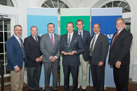 BASF Corporation names Transplace its Supplier of the Year for North America (Photo: Business Wire)