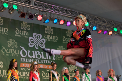 Set on 38 rolling acres in the heart of Coffman Park in Dublin, Ohio USA, The Dublin Irish Festival is consistently referred to as one of the nation's largest and premier Irish cultural events. More than 100,000 guests are expected Aug. 3, 4, & 5, 2018. With seven stages, 75 acts and more than 600 performers, there is truly something for everyone. For more information and to purchase discount tickets in advance, please visit www.dublinirishfestival.org. (Photo: Business Wire)
