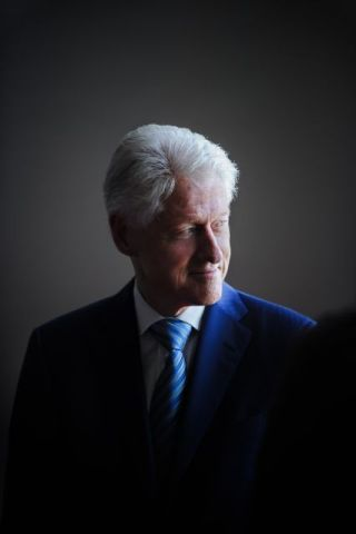 President Bill Clinton, the Founder of the Clinton Foundation and 42nd President of the United State ...