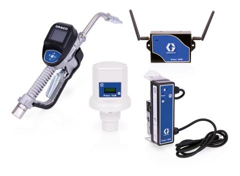Pulse Fluid Management System Components (Photo: Graco Inc.)