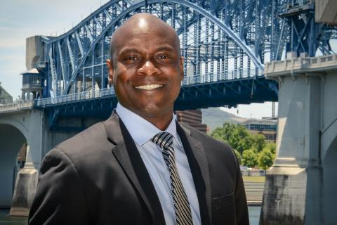 Wade Hinton named Unum's vice president of Diversity & Inclusion (Photo: Business Wire)