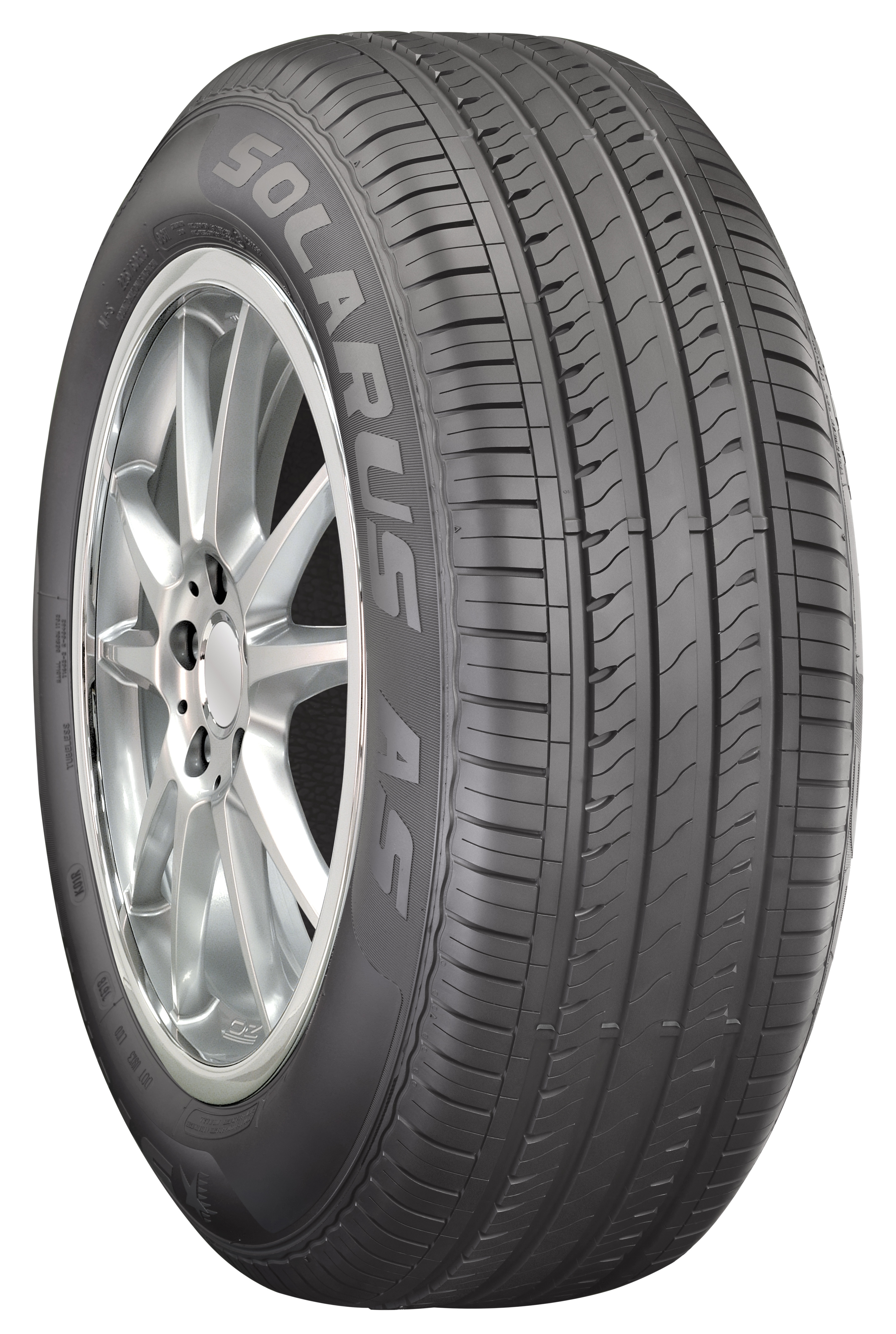 Cooper Tire Launches New Starfire Solarus AS™ | Business Wire