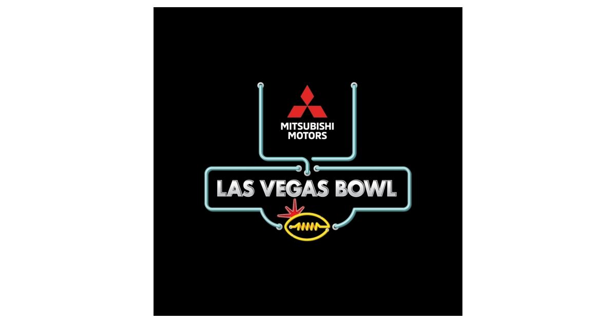 mitsubishi motors announced as las vegas bowl title sponsor
