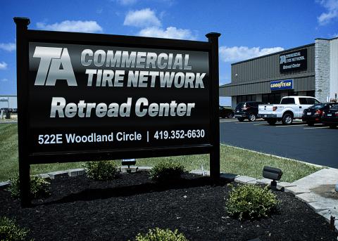 TA Truck Service Retread Center (Photo: Business Wire)