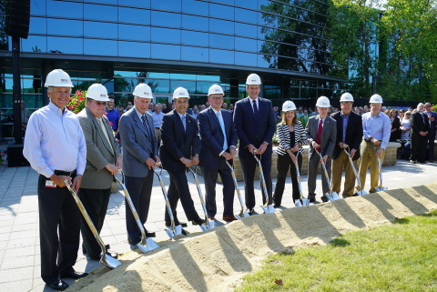 Analog Devices Breaks Ground on New Global Headquarters in Wilmington, MA (Photo: Business Wire)