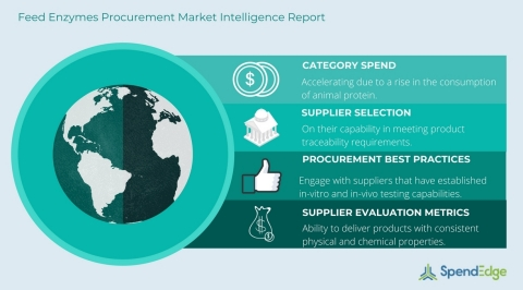 Feed Enzymes Procurement Report (Graphic: Business Wire)