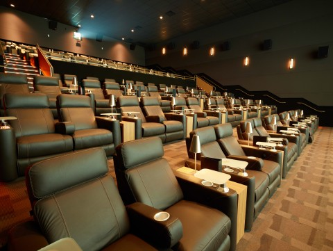 Cinépolis Luxury Cinemas Auditorium (Photo: Business Wire)