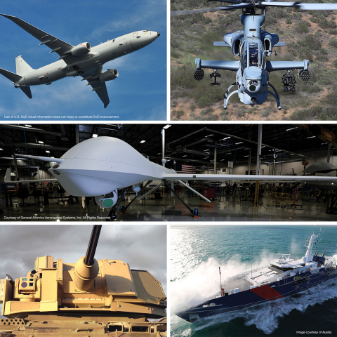L3's MX™-Series of systems actively supports global air, land and maritime missions with leading EO/ ...
