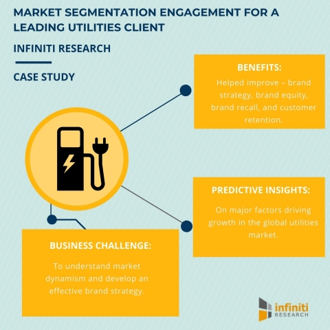 Brand Strategy and Market Segmentation Study for a Leading Utilities Industry Client (Graphic: Business Wire)