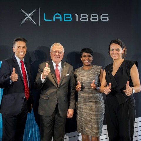 Lab1886 in atlanta new location for daimler ag 39 s for Mercedes benz usa dietmar exler