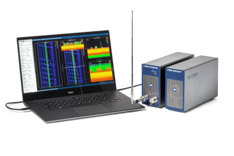 Digging Deep into the RF Spectrum: New CRFS Toolkit for Forensic Spectrum Analysis (Photo: Business Wire)