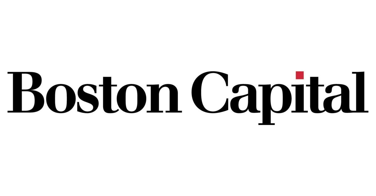 boston capital announces closing of boston capital income