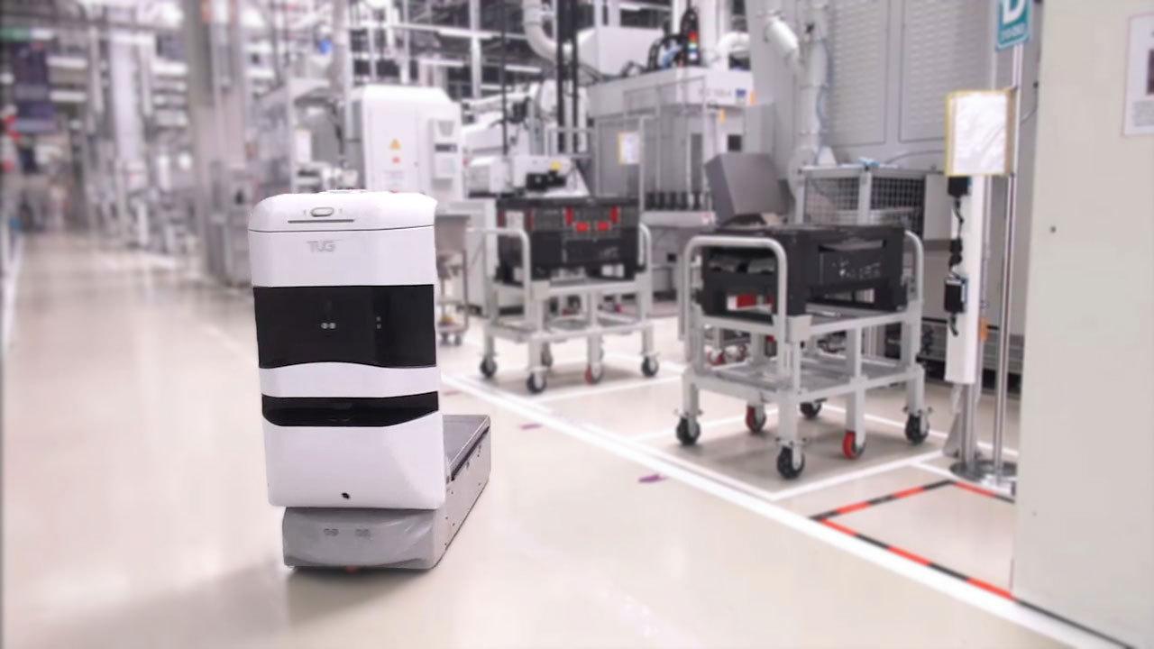 Aethon Named 2018 Top 50 Robotics Company by Robotics Business ...