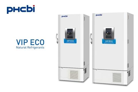 VIP ECO series: MDF-DU502VHS1-PJ(528L)/DU702VHS1-PJ(729L) (Photo: PHC Holdings Corporation)