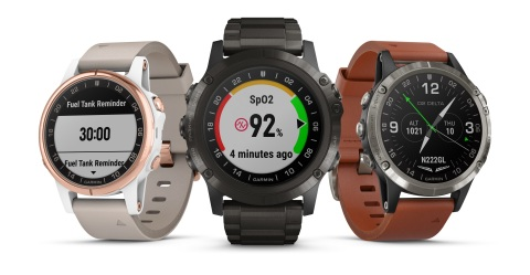 D2 Delta aviator watch family (Photo: Business Wire)
