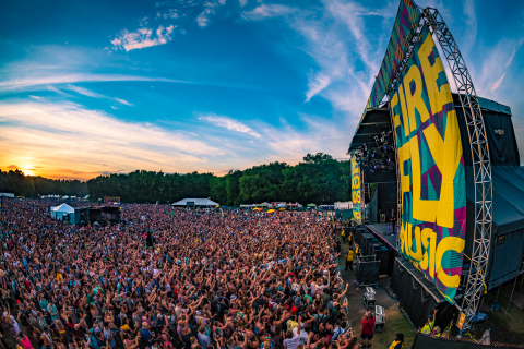 AEG Presents Acquires Remaining Shares of Firefly Music Festival (Photo: Business Wire)