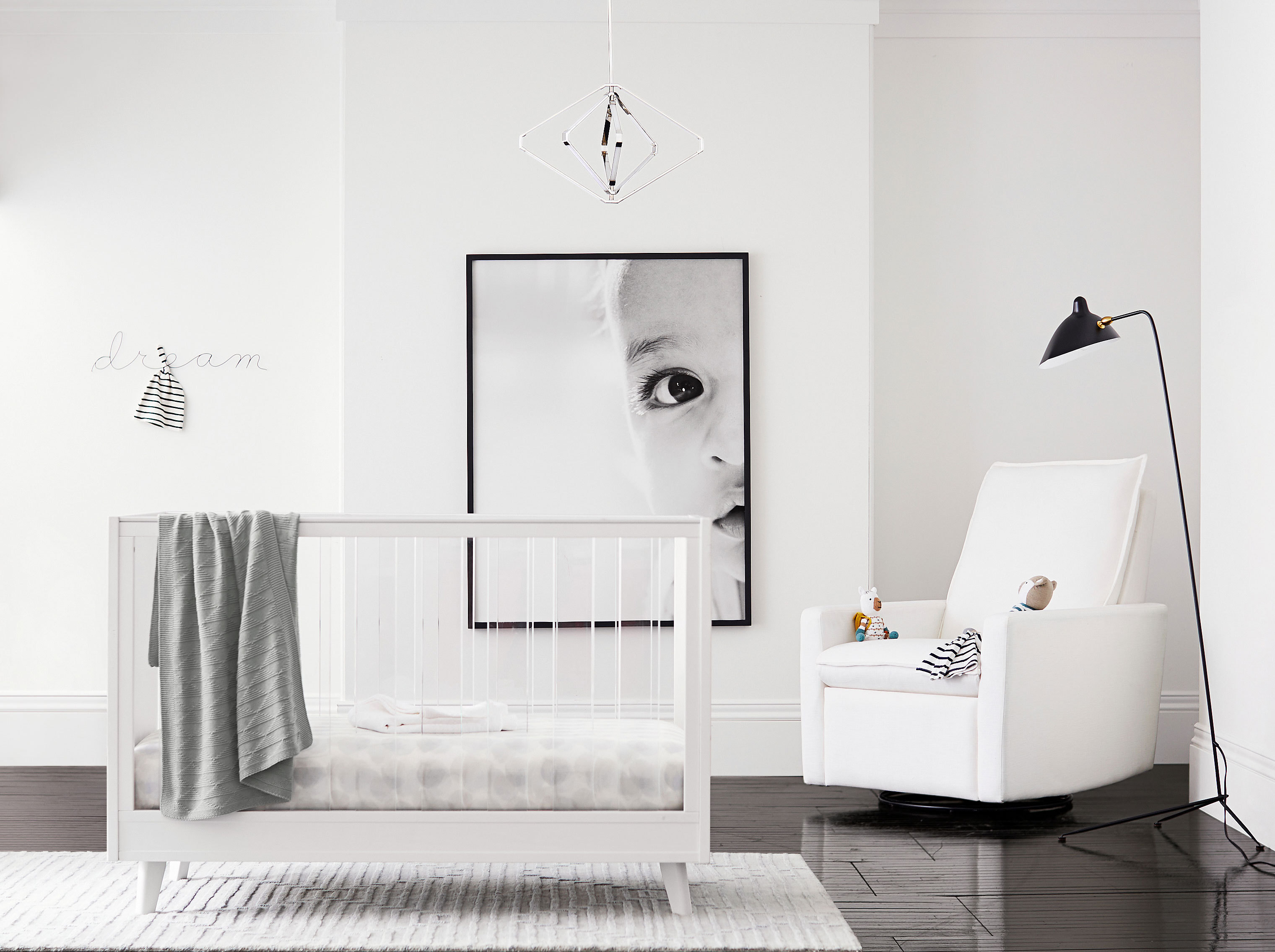 Pottery Barn Kids Debuts New High Style Nursery Collection Pottery