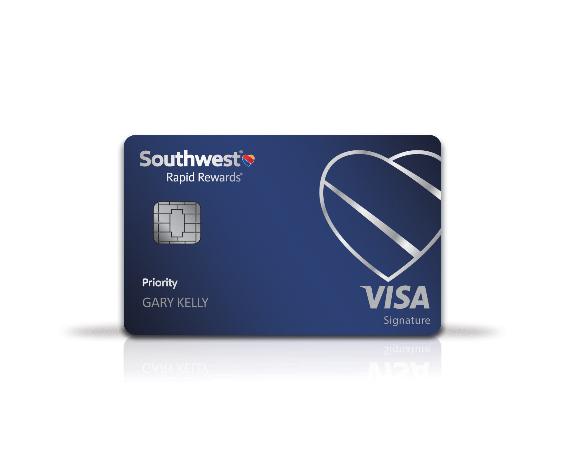 New southwest rapid rewards priority card takes flight business wire media relations team 214 792 4847 option 1 visit the southwest newsroom at swamedia for multi media assets and other company news reheart Gallery