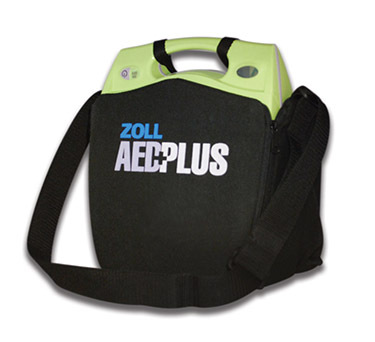 ZOLL AED Plus with Real CPR Help (Photo: Business Wire)