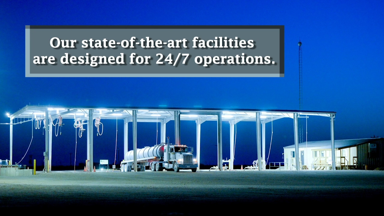 Milestone's state-of-the-art disposal facilities are designed to provide secure, dependable service and be easily accessible.