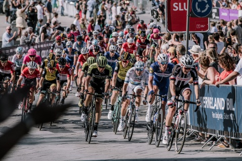 Top cyclists and cycling enthusiasts from around the world converge on Hong Kong in October for the  ...