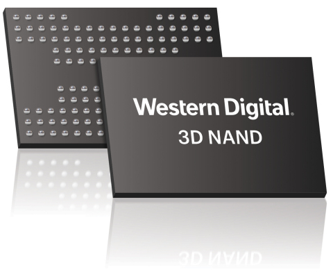 Western Digital 3D NAND (Photo: Business Wire)
