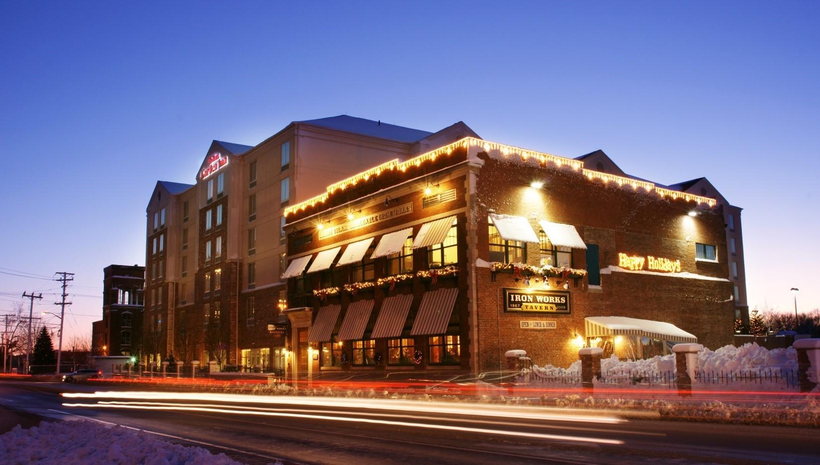MCR Acquires Hilton Garden Inn at Rhode Island\'s Outstanding ...
