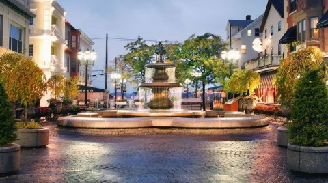 Downtown Providence's Federal Hill area, known as Little Italy. (Photo: Business Wire)