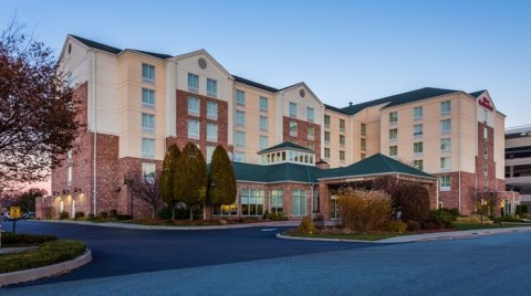 Hilton Garden Inn Providence Airport/Warwick. (Photo: Business Wire)