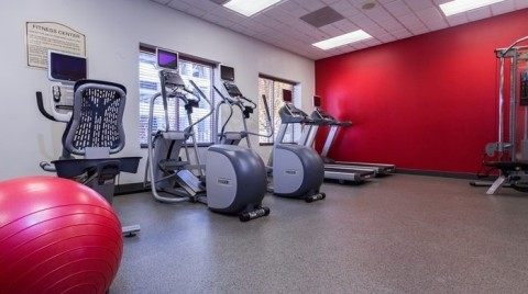 Cardio equipment fills the fitness center. (Photo: Business Wire)