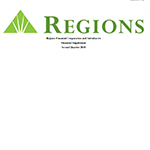 Regions Financial Corporation and Subsidiaries Financial Supplement Second Quarter 2018