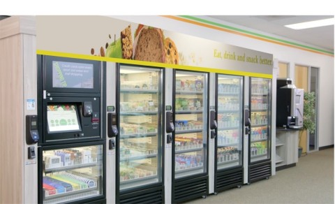 Smart N Go Micro Market Intelligent Solutions (Photo: Business Wire)
