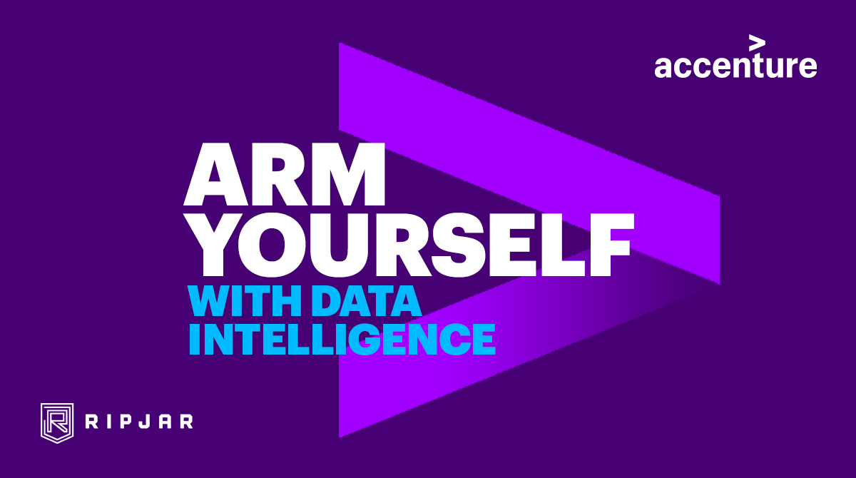 accenture forms strategic alliance and invests in data intelligence