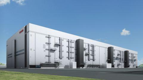 岩手新製造棟の完成イメージ図 (画像:ビジネスワイヤ)