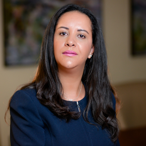 Karima Bentounsi, Chief Executive Officer, Detroit Medical Center Huron Valley-Sinai Hospital (Photo ...