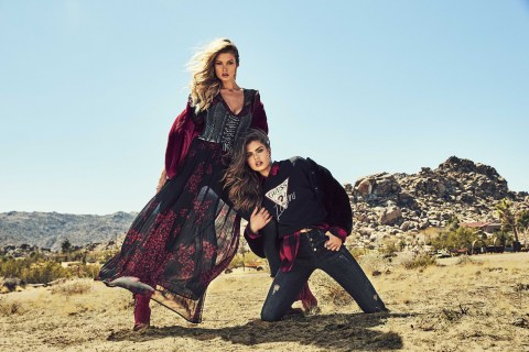 GUESS Fall 2018 Advertising Campaign (Photo: Business Wire)