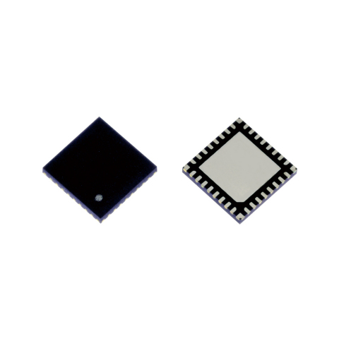 "Toshiba: a new compact power MOSFET gate driver intelligent power device (IPD) ""TPD7212F"" (Photo: Bu ..."