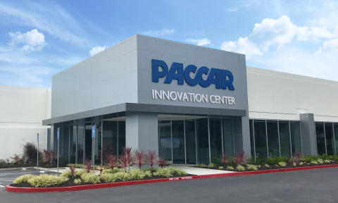 PACCAR Innovation Center, Sunnyvale, California (Photo: Business Wire)