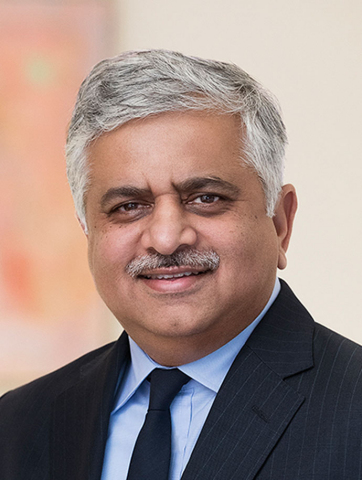 Sandeep Sahai, CEO at Clearwater Analytics (Photo: Business Wire)