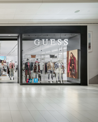 GUESS Storefront Image (Photo: Business Wire)