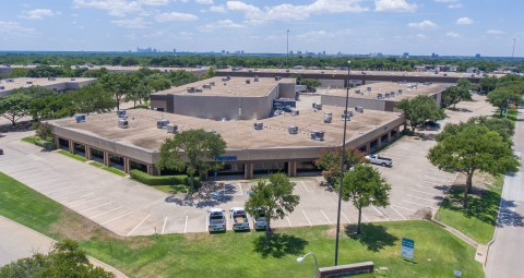 Originally developed by Trammel Crow in 1980, Fort Worth-based Corinth Land Co. and Dallas-based Prattco Creekway Industrial (PCI) have acquired the active Northgate Business Park located at the intersection of Miller Rd. and I-635 in the well-established North Dallas/Garland submarket. (Photo Credit: Epic Foto Group)