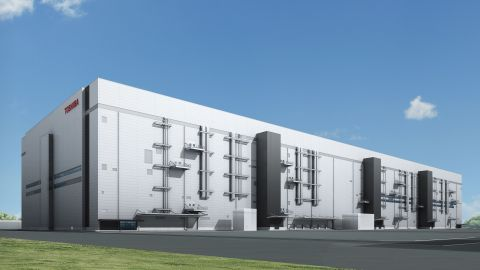 Artist's impression of the new fab (K1) (Graphic: Business Wire)